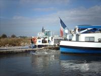 lez, alluvions, canal du Rhône à Sète, inondations,palavas