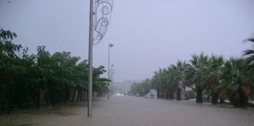 alarme, sirène, inondation,sécurité,Palavas