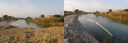 palavas,villeneuve les maguelone,littoral,étang,mer,inondation